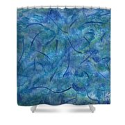 Raymonds Present Shower Curtain