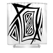 Razer Blade Shower Curtain