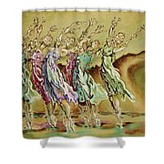 Reach Beyond Limits Shower Curtain