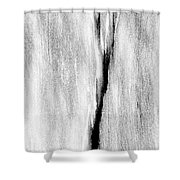 Reach Out Shower Curtain