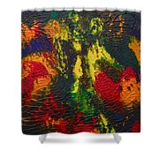 Reaching For The Stars Shower Curtain