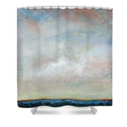 Reaching For William Mc Carthy  Shower Curtain