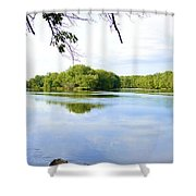 Ready For Change Shower Curtain