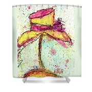 Ready For Summer Shower Curtain