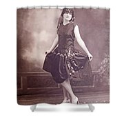 Ready For The Dance Shower Curtain