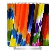 Ready Made Rainbows Shower Curtain