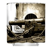 Ready The Canons Shower Curtain
