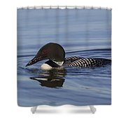 Ready To Dive Shower Curtain