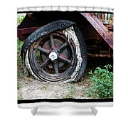 Ready To Rest Shower Curtain