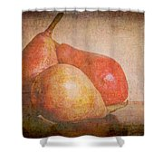 Readying For Autumn Shower Curtain