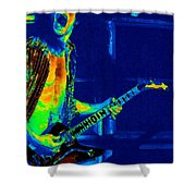 Really Cosmic And Loud Shower Curtain