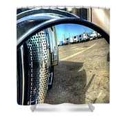 Rearview 34671 Shower Curtain