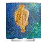Rebirth Shower Curtain