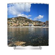Recco. Italy Shower Curtain