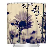 Recoil Selfs Sway Shower Curtain