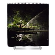 Recycling Shower Curtain by Leeon Photo