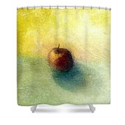 Red Apple No. 4 Shower Curtain