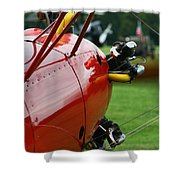 Red-e Shower Curtain