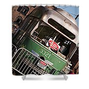 Red Hook 3321 Shower Curtain