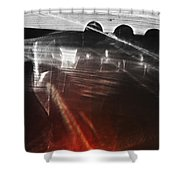 Red River Shower Curtain