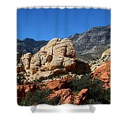 Red Rock Canyon 2 Shower Curtain