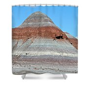 Redline Shower Curtain