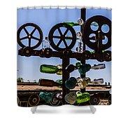 Reels Shower Curtain