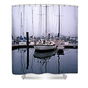 Refections Of Serenity Shower Curtain