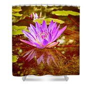 Reflection Of Beauty Shower Curtain