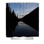 Reflection Of Dreams Shower Curtain