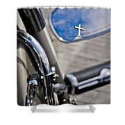 If Jesus Rode A Harley Shower Curtain