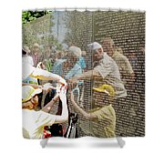 Reflections And Rememberance Shower Curtain