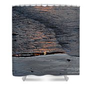 Reflections IIi  Shower Curtain
