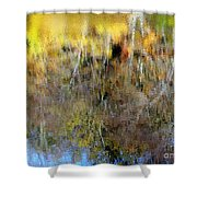 Reflections Of Fall1 Shower Curtain