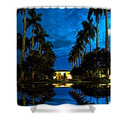 Reflections Of Grandeur Shower Curtain