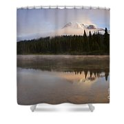 Reflections Of Majesty Shower Curtain