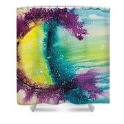 Reflections Of The Universe No. 2146 Shower Curtain