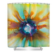 Reflections Of The Universe No. 2149 Shower Curtain