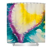 Reflections Of The Universe No. 2234 Shower Curtain