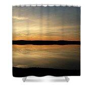 Reflecto-set2 Shower Curtain