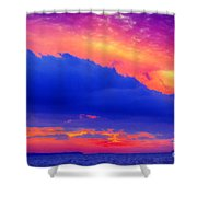 Refractive Shower Curtain