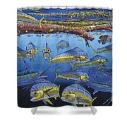 Refuge Off00110 Shower Curtain