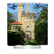 Regaleira Palace II Shower Curtain