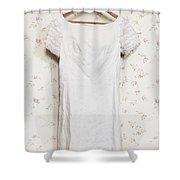 Regency Gown Shower Curtain