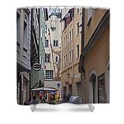 Regensburg Germany  Shower Curtain