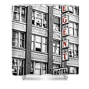 Regent Hotel Shower Curtain