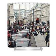 Regent Street Shower Curtain