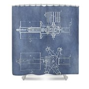 Regulator For Dynamo Electric Machine Patent Shower Curtain
