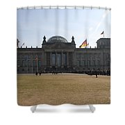 Reichstag Berlin - German Parliament Shower Curtain