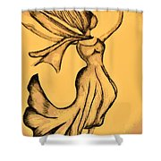 Rejoicing Shower Curtain
